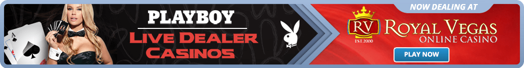 Try Playboy live dealer blackjack