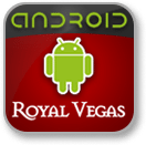 Download blackjack app by Royal Vegas Casino on Samsung