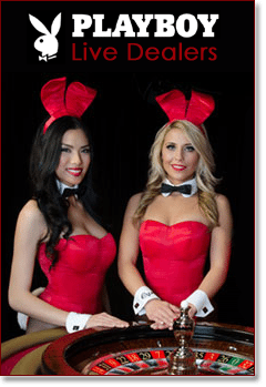 Live Dealer Playboy Bunny Blackjack