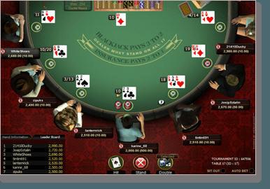 play blackjack real money online