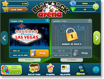 Facebook Real Money Blackjack