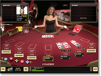 Live Dealer High Stakes Blackjack