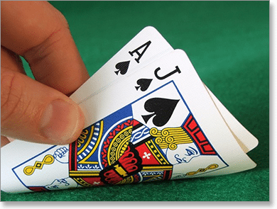 Pay Attention to Blackjack Card Patterns!