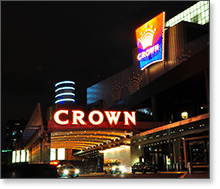 Crown Entertainment Complex at Southbank, Melbourne