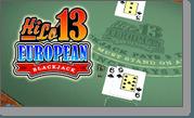 Hi/Lo 13 Blackjack Side Bets