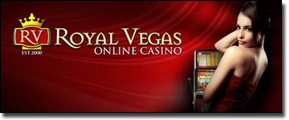 Royal Vegas Casino - $1200 in Sign Up Bonuses