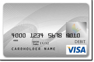 Visa Debit and Credit Cards for Real Money Blackjack