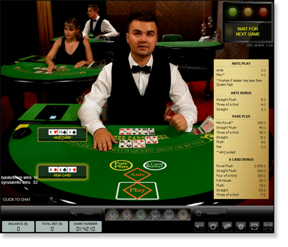 poker card dealing software