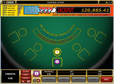 Play Progressive Blackjack Online at Casino.com Australia