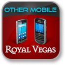 Royal Vegas Windows mobile casino