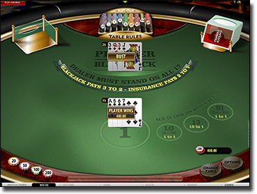 Play Blackjack Online for Safer Bankrolls