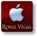 Royal Vegas Casino on your iPhone