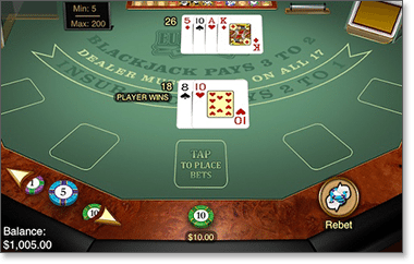 Blackjack tutorial ios