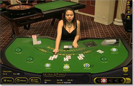 Ezugi at Gday casino