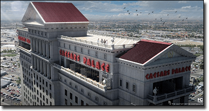 Caesar's Palace - The Hangover