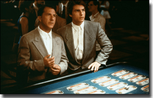 Rain Man casino movie
