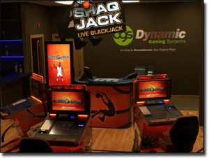 Where to play ShaqJack live dealer online blackjack