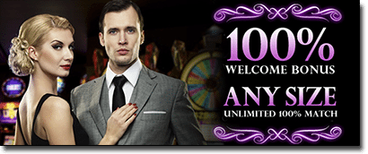 21 Prive Casino welcome bonuses