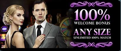 21 Prive Casino welcome bonuses