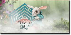 Royal Vegas Casino Treasure Trail promotion