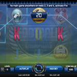 Football: Champions Cup pokies by NetEnt