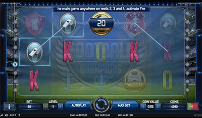 how to win online casino champions cup football
