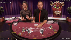 Evolution Gaming's Live Dealer Blackjack Party