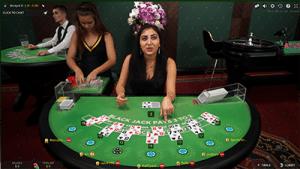Live dealer online blackjack for real money