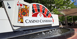 Casino Canberra blackjack