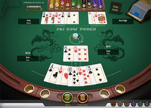 Online pai gow poker for money how to play baccarat tournament