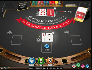 NetEnt Blackjack Pro online