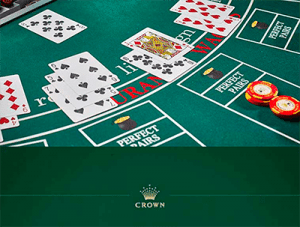 Blackjack payouts Crown Casino