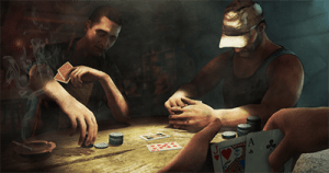 Far Cry 3 poker